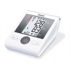 Beurer BM 28 Onpack felkaros vérnyomásmérő hálózati adapterrel