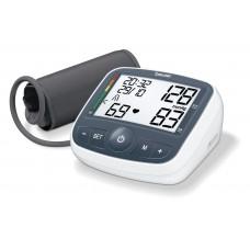 Beurer BM 40 Felkaros vérnyomásmérő hálózati adapterrel