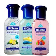HiGeen/Glory kézfertőtlenítő gél 50 ml