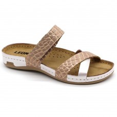 Comfort 957 női bőr papucs