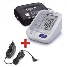 Omron M3 Comfort vérnyomásmérő okos mandzsettával és adapterrel