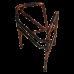 Járókeret (állítható magasságú, alumínium, összecsukható)