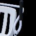 Guruló fürdetőszék felhajtható karfával PP-5540